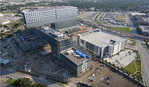 New Parkland Hospital - August 2013