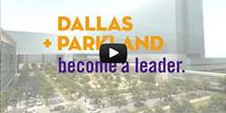 Dallas Leaders Stand for Parkland Video Image